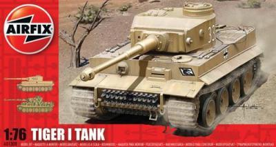 01308 - Tiger I 1/76