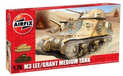 01317 - M3 Lee tank / M3 Grant tank Medium Tank 1/76