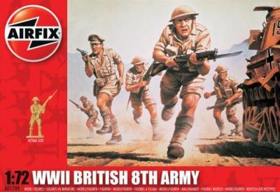 A01709 - 8th Army 1/72