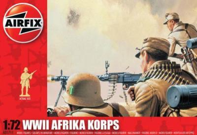 A01711 - Afrika Korps 1/72
