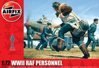 A01747 - RAF Personnel 1/72