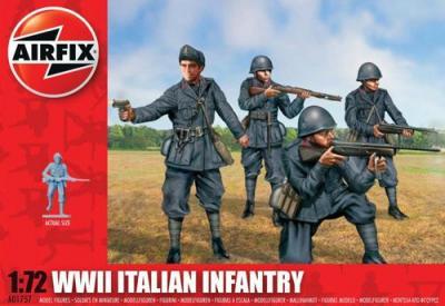 A01757 - WW2 Italian Infantry 1/72