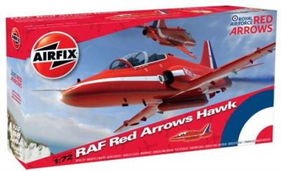 02005A - BAe Hawk T.1 Red Arrows 1/72