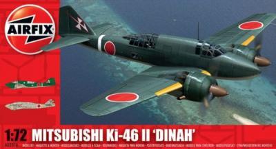 02016 - Mitsubishi Ki-46 II Dinah 1/72