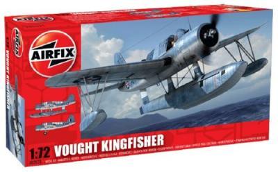02021 - Vought Kingfisher OS2U-3 floatplane 1/72