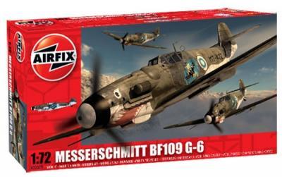02029 - Messerschmitt Bf 109G-6 1/72