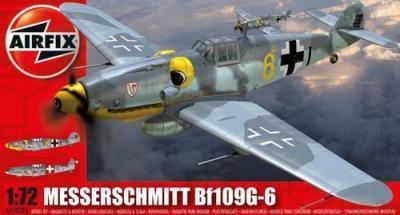 02029A - Messerschmitt Bf 109G-6 1/72
