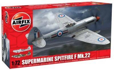 02033 - Supermarine Spitfire F.22 1/72