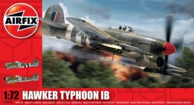 02041 - Hawker Typhoon Mk.Ib 1/72