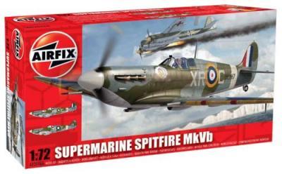 02046A - Supermarine Spitfire Mk.Vb 1/72