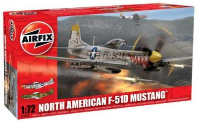 02047 - North-American F-51 Mustang 1/72