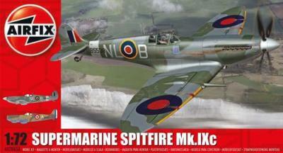 02065A - Supermarine Spitfire Mk.IXC 1/72