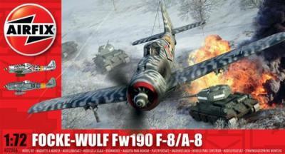 02066 - Focke-Wulf FW 190A-8/F8 1/72