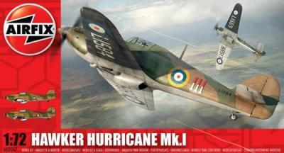 02067 - Hawker Hurricane Mk.I 1/72