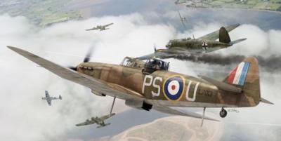 02069 - Boulton-Paul Defiant Mk.I 1/72