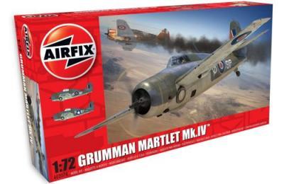 02074 - Grumman Martlet Mk.IV 1/72