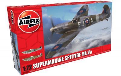 02102 - Supermarine Spitfire Mk.Va 1/72