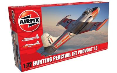 02103 - Jet Provost T.3/T.3a 1/72