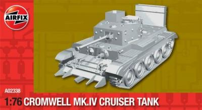 02338 - Cromwell Cruiser 1/76