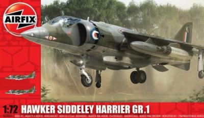 03003 - BAe Harrier GR.1 1/72