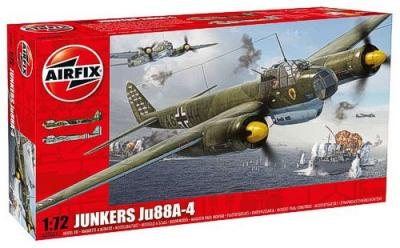 03007 - Junkers Ju 88A-4 1/72