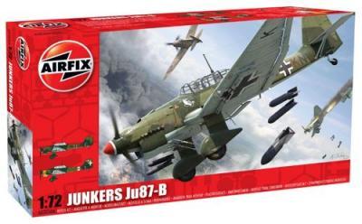 03030A - Junkers Ju 87B 1/72