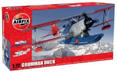 03031 - Grumman Duck J2F-6 floatplane 1/72