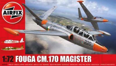 03050 - Fouga CM.170 Magister 1/72