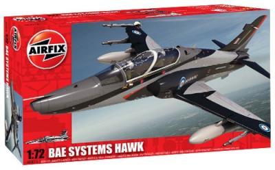 03073 - BAe Hawk 128/132 1/72