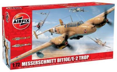 03081 - Messerschmitt Bf 110E 1/72