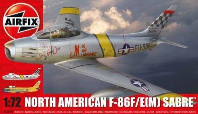03082A - North-American F-86F Sabre 1/72