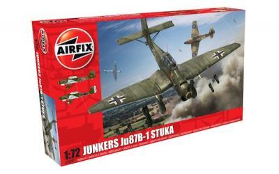 03087 - Junkers Ju 87B-1 'Stuka'  1/72