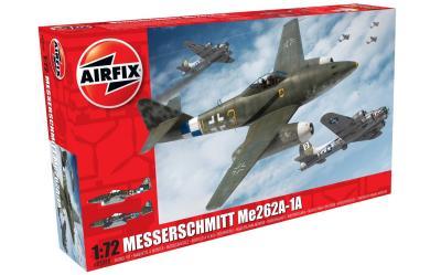 03088 - Messerschmitt Me-262A-1a Schwalbe 1/72