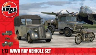 03311 - RAF Vehicles 1/76