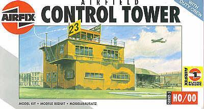 03380 - RAF Control Tower 1/72