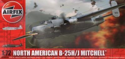 04005A - North-American B-25H / B-25J Mitchell 1/72