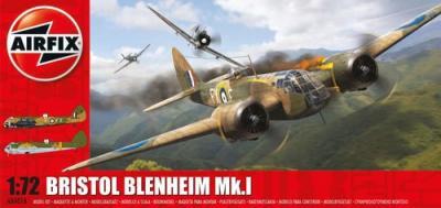 04016 - Bristol Blenheim Mk.I 1/72