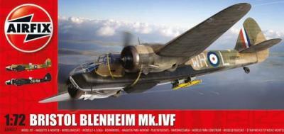 04017 - Bristol Blenheim Mk.IV 1/72