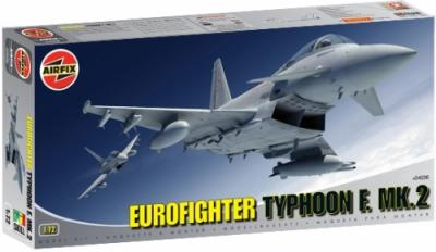 04036 - Eurofighter EF-2000B Typhoon 1/72