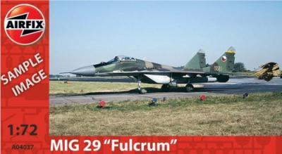 04037 - Mikoyan MiG-29A 1/72