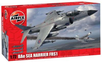 04051 - BAe Harrier FRS.1 Sea Harrier 1/72