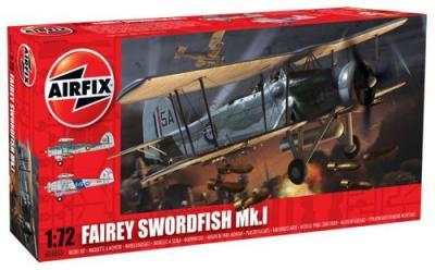 04053 - Fairey Swordfish Mk.I wheels 1/72