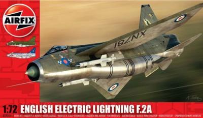 04054 - BAC/EE Lightning F.2A 1/72