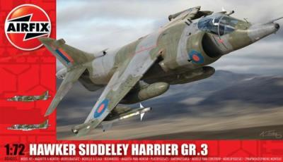 04055 - BAe Harrier Gr.3 1/72