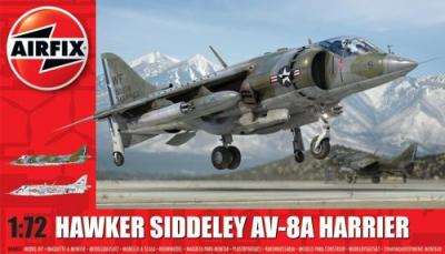 04057 - Hawker-Siddeley / BAe Harrier AV-8A 1/72