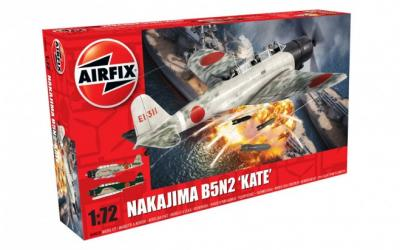 04058 - Nakajima B5N2 'Kate' 1/72