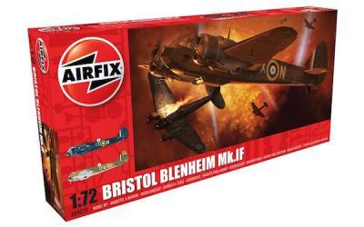 04059 - Bristol Blenheim Mk.IF 1/72