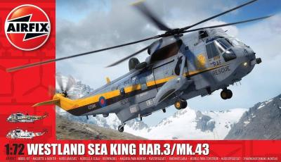 04063 - Westland Sea King HAR.3 1/72