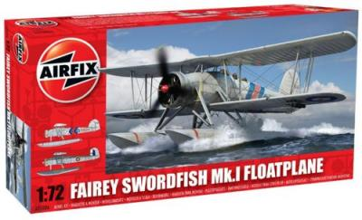 05006 - Fairey Swordfish Mk.I floatplane 1/72