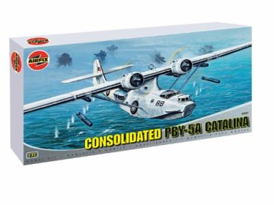 05007 - Consolidated PBY-5A Catalina 1/72